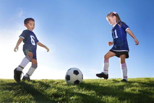 پنج توصیه برای ورزش کودکان