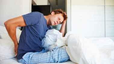 ۷ علت اصلی درد کمر