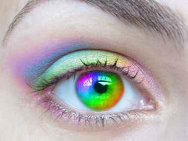 از روی رنگ چشم شخصیت خود را بشناسید!