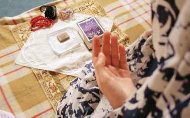 چرا نباید فقط در زمان گرفتاری دعا کنیم؟