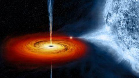 آیا سیاهچاله ها واقعا یک چاله هستند؟