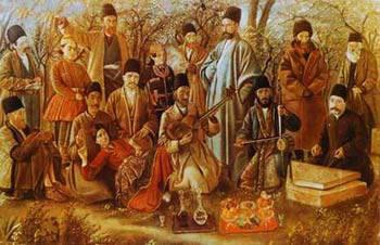 نقاشی در ایران باستان