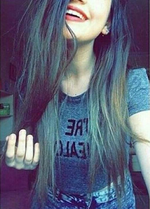 عکس پروفایل دخترونه خنده