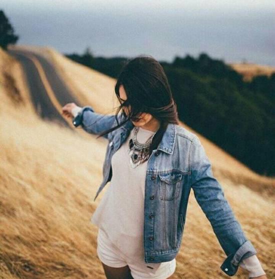 عکس پروفایل دخترونه در طبیعت