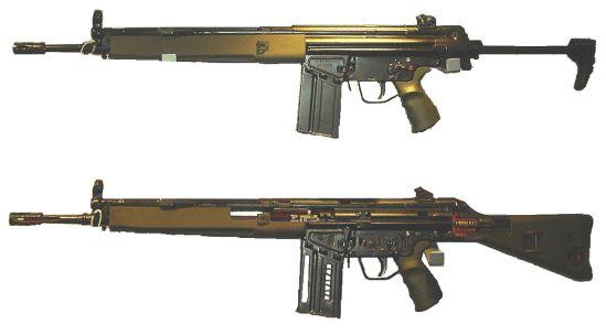 کاملترین اطلاعات درباره اسلحه ژ3