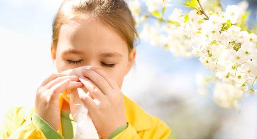راه های جلوگیری از آلرژی های بهاری