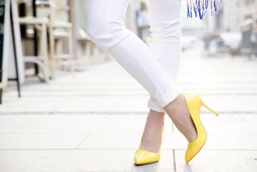 5 تاثیر پوشیدن کفش های پاشنه بلند
