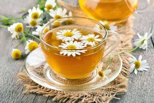 خواص درمانی چای بابونه